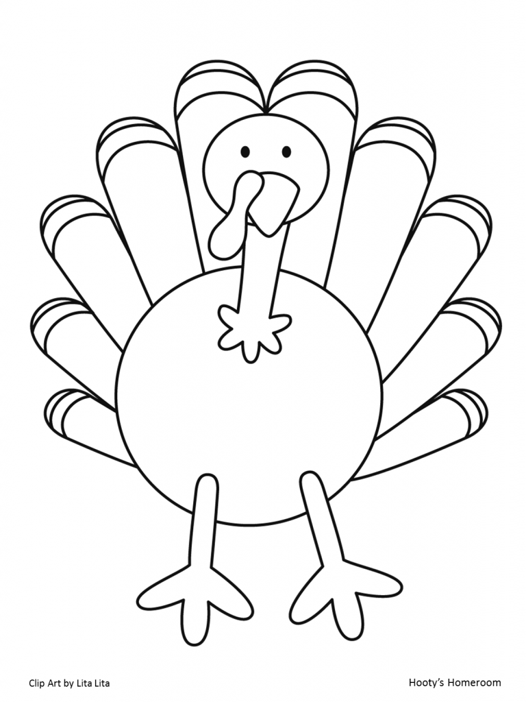 It s Turkey Time FREEBIE I