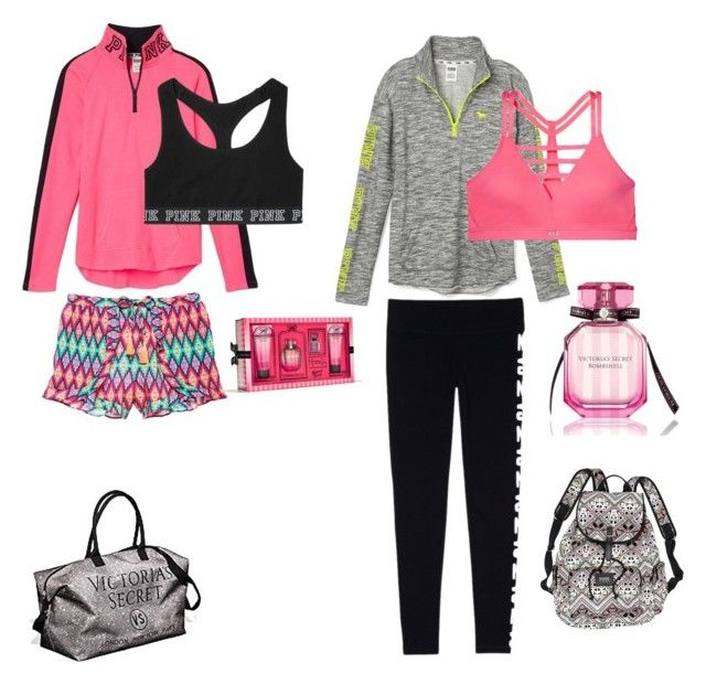 Which one?? by robotwin on Polyvore featuring polyvore, beleza and Victoria's Secret