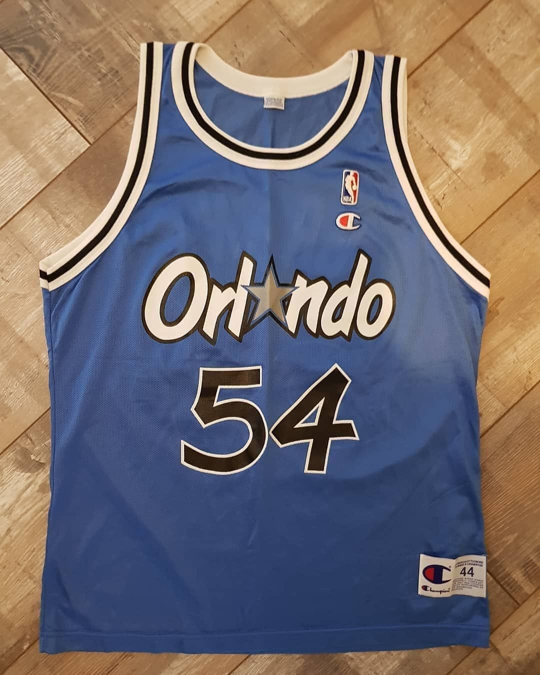 286a21a596e9 Horace Grant Orlando Magic Jersey Size 44. 55 shipping. OPEN TO OFFERS.