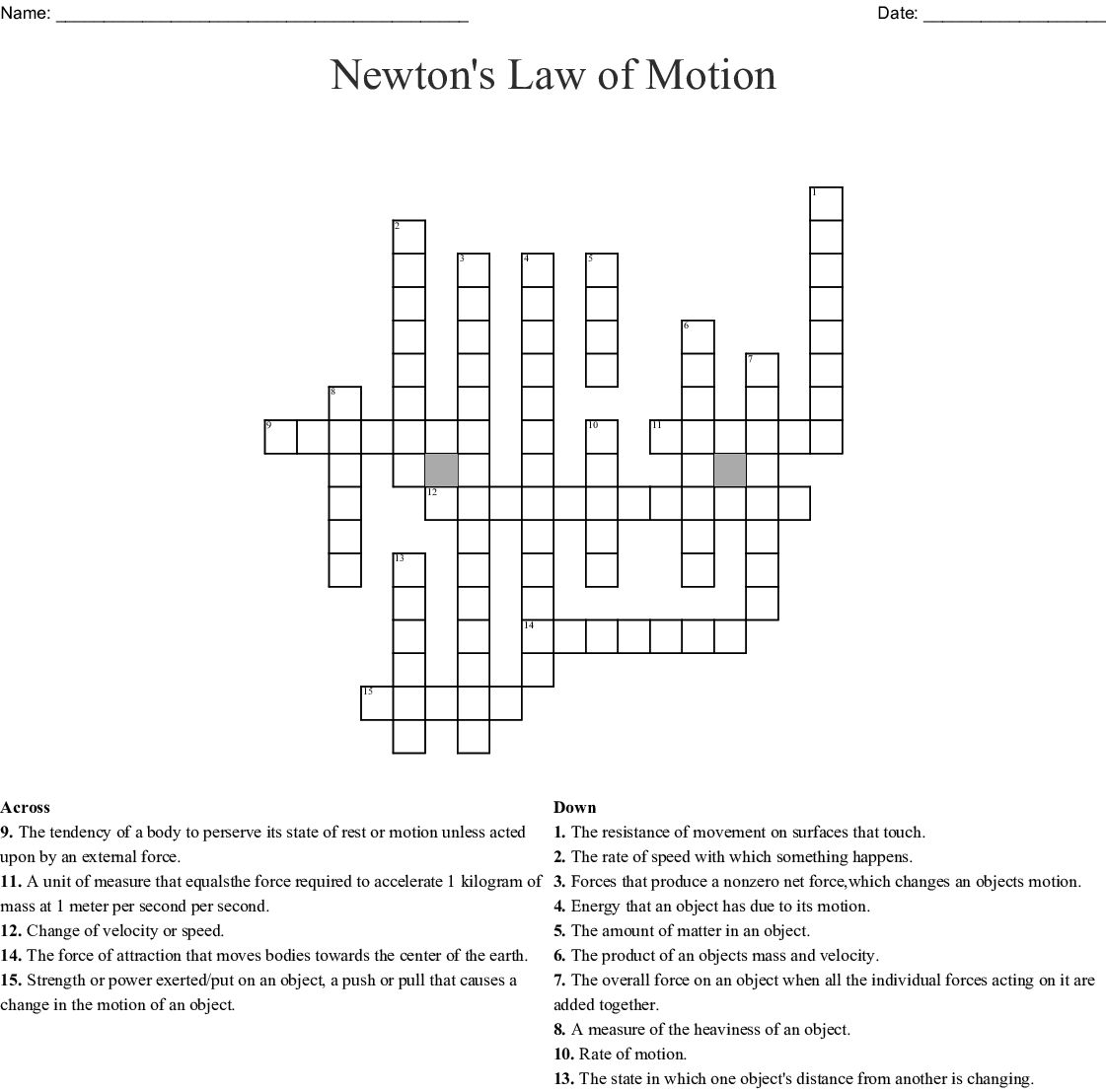 Force And Motion Worksheets 2nd Grade Being Professional And Organized You Have To Employ A Works Force And Motion Worksheet Template Newtons Laws Of Motion