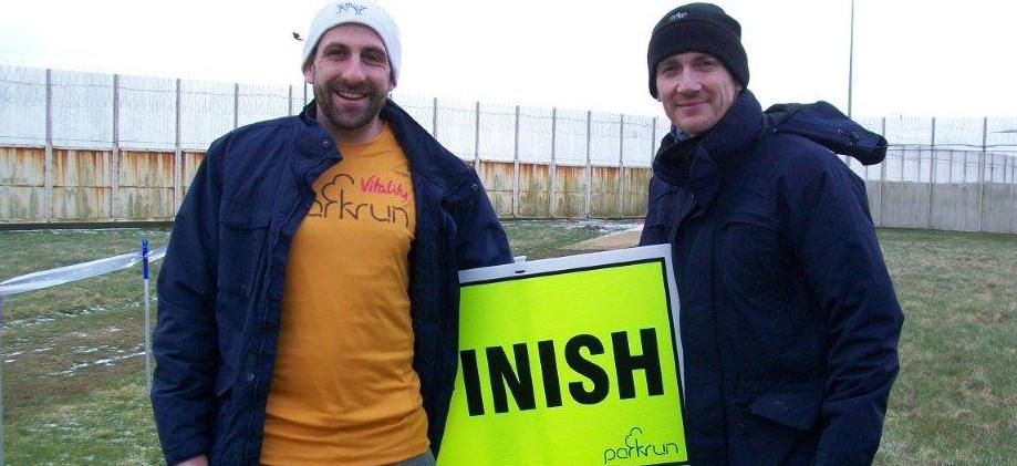 Alfys running release first first parkrun event in the