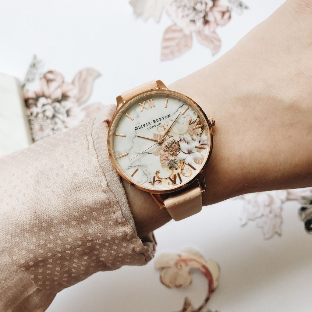 973b20f4ba241 Marble Floral Nude Peach   Rose Gold  3