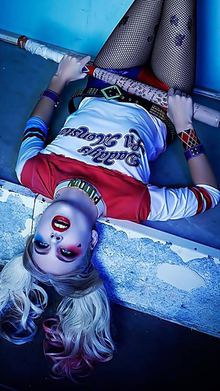 Pin em Harley Quinn