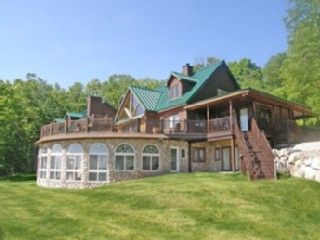 Timber Ridge Lodge Is 7 Bedrooms With Homeaway Boyne City Boyne City Vacation Home City Vacation
