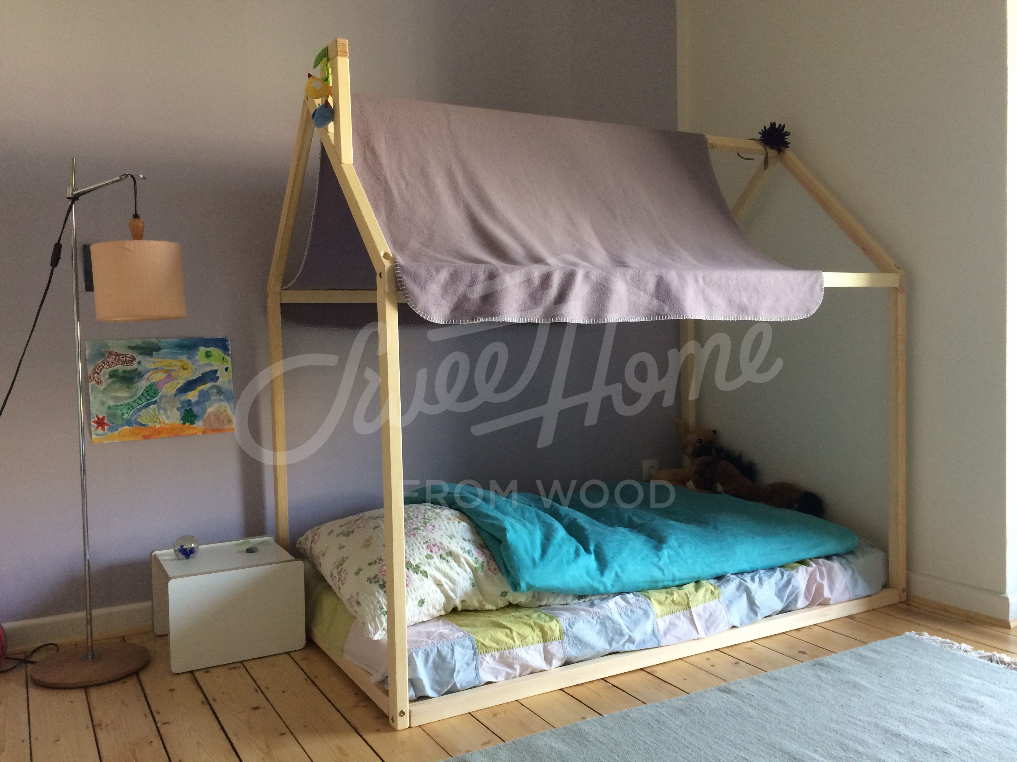 toddler bed house bed tent bed children bed wooden house wood house