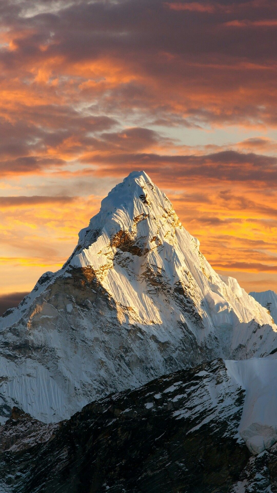 Pin By Walter Medina On Nature Photography Landscape Wallpaper Mountain Paintings Nature Wallpaper