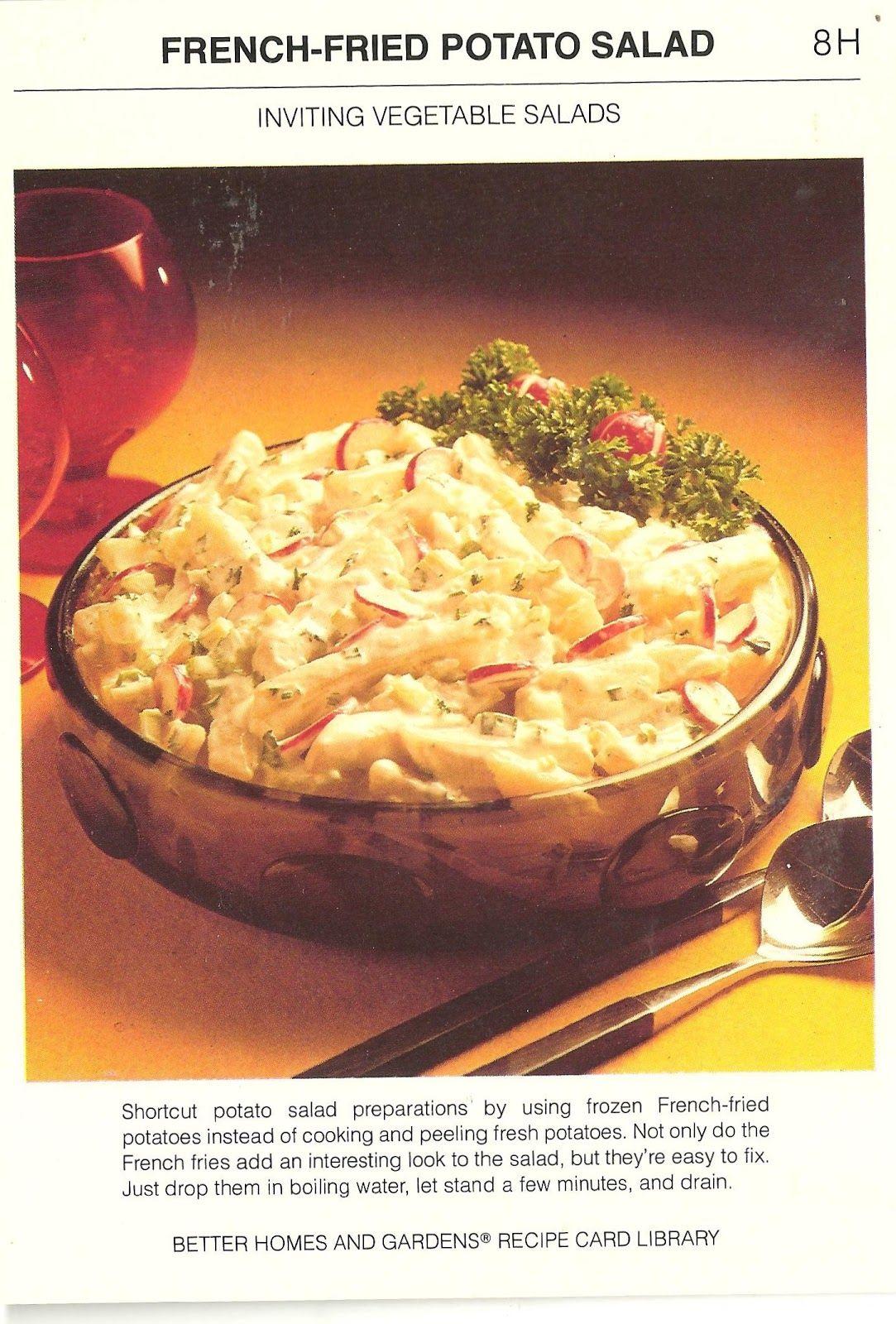 1c71f6bdb5aeedb27ad82feda357557f - Potato Salad Better Homes And Gardens