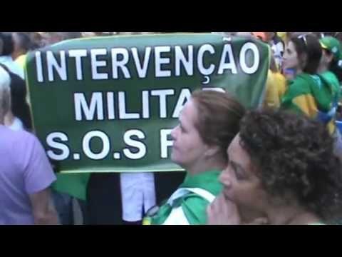 Este vídeo foi do dia 26-03-2017  talvez quando o Brasil acordar seja tarde