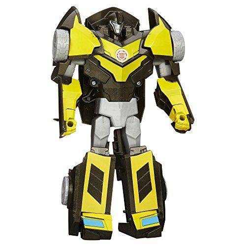 Transformers Robots in Disguise 3-Step Changers Night Ops Bumblebee Figure Transformers http://smile.amazon.com/dp/B00P3XW8TK/ref=cm_sw_r_pi_dp_9sZ-wb1RE5MS2