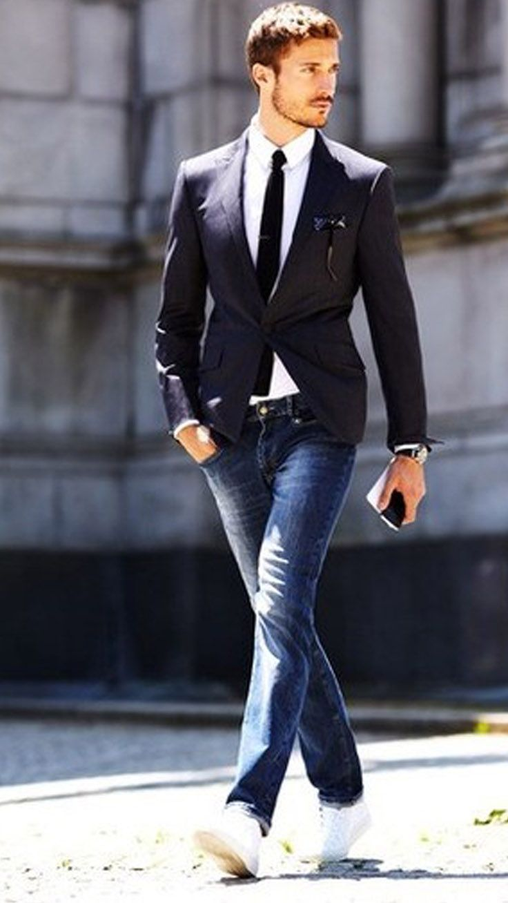 How To Rock Business Casual Attire For Men With Balance