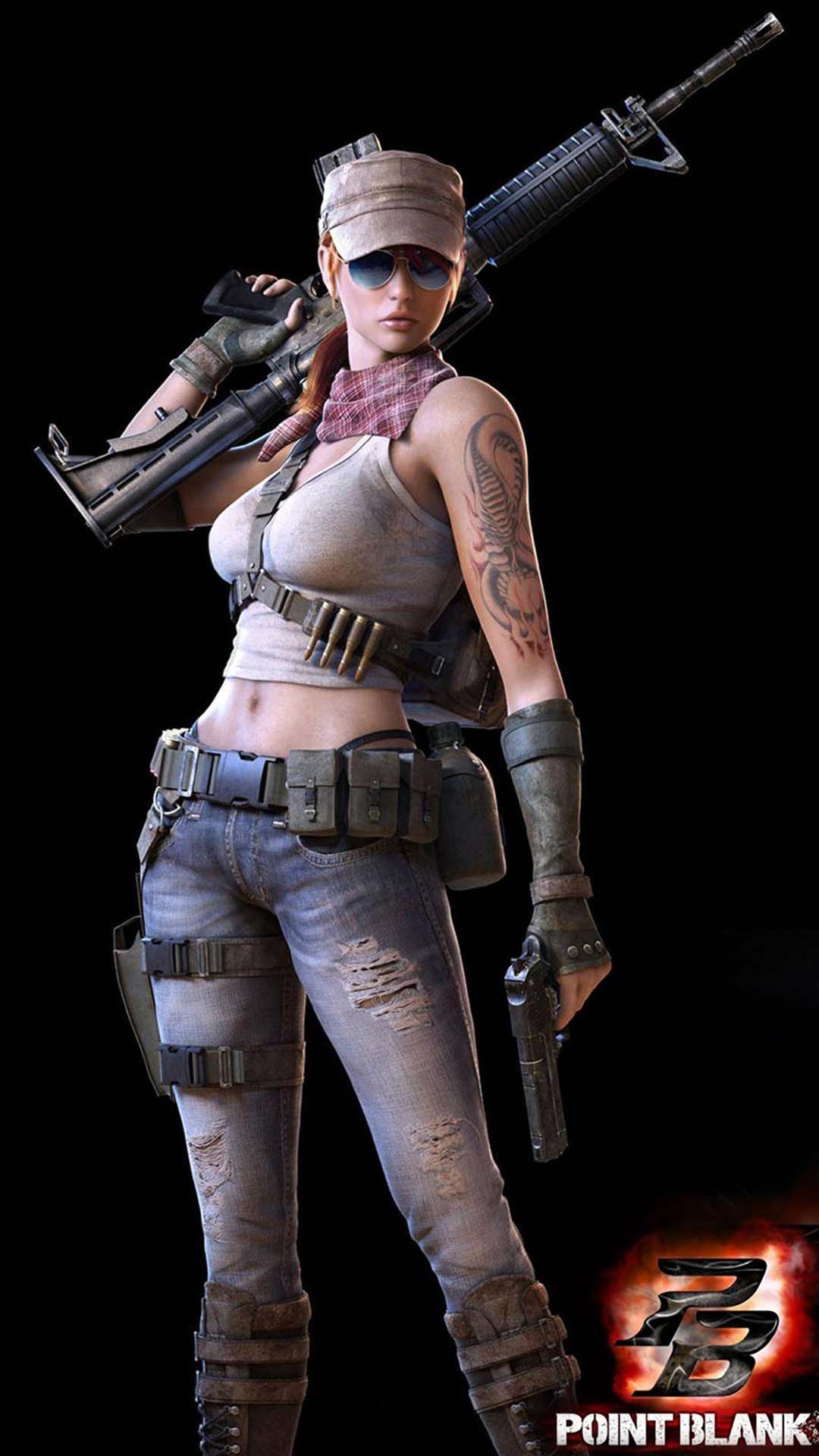 Point Blank Wallpaper Character : point, blank, wallpaper, character, Point, Blank, Wallpaper, Phone, Backgrounds, Zepetto, Character, IPhone, Android, Screen, Wallpaper,, Screen,