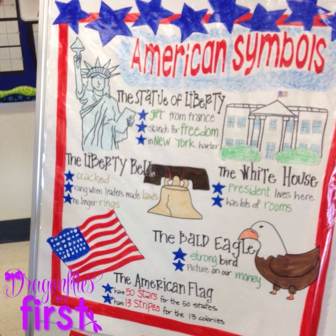 Student Valentine Freebie Amp Presidents And Us Symbols