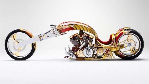 Harley Davidson  Les Plus Chere
