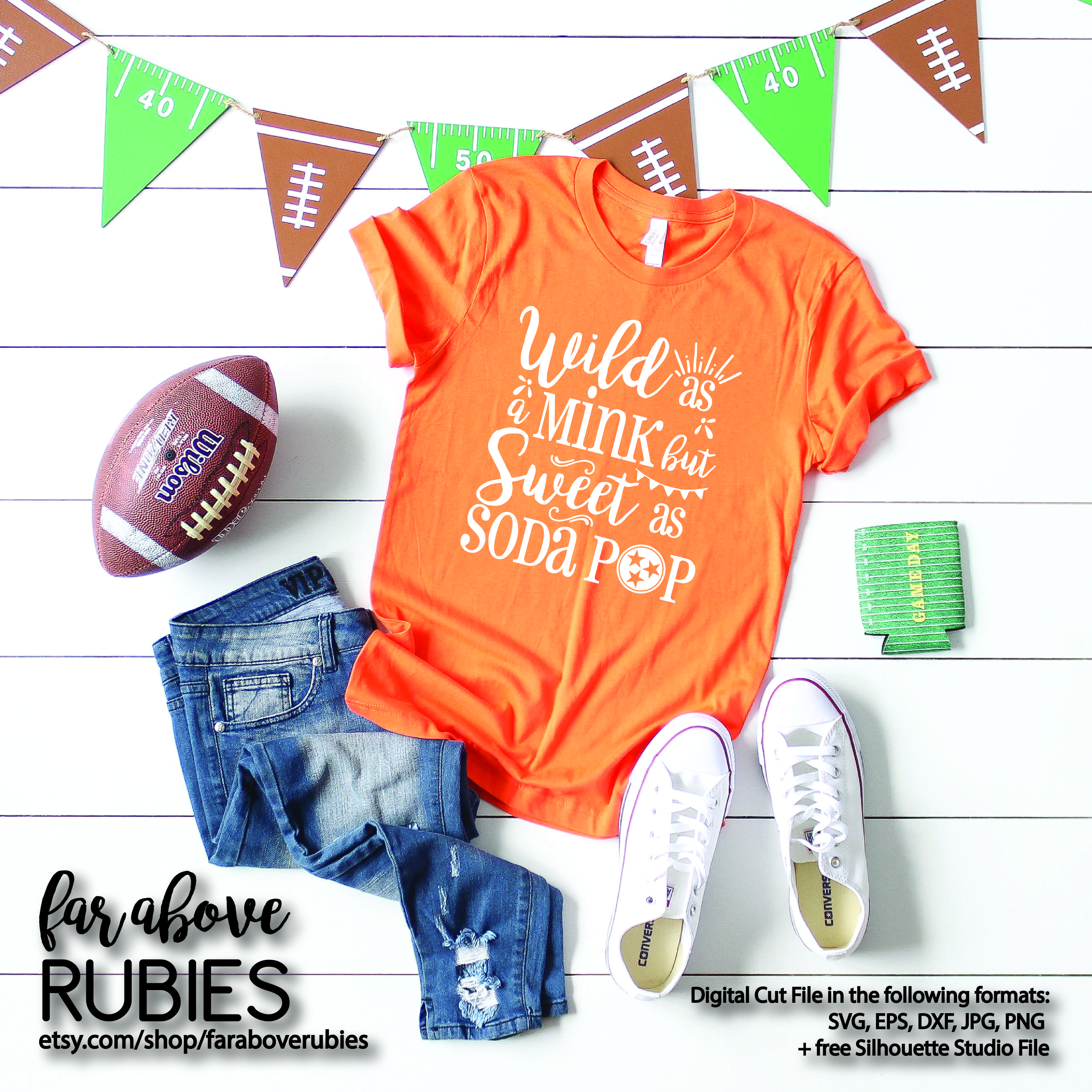 Pin by faraboverubies on Tennessee Proud Game day shirts
