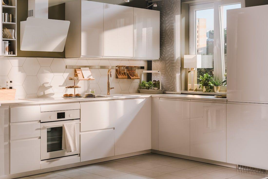 Znajdź Kuchnię Swoich Marzeń Kuchnia Kuchnia Ikea