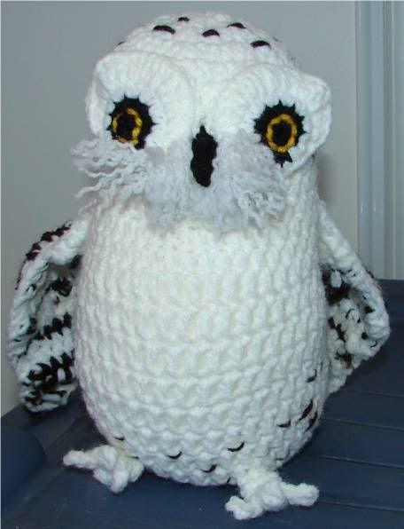 Crochet Owl Patterns Fiocco Pinterest Crochet Owls Owl