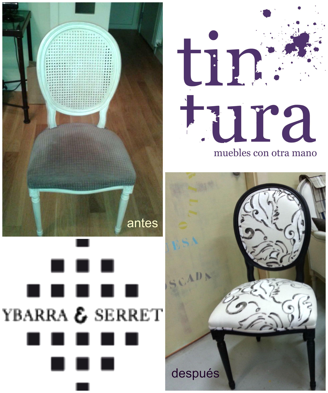 Reciclar Restaurar Y Recuperar Las 3 R S Sostenibles Silla  # Muebles Sostenibles