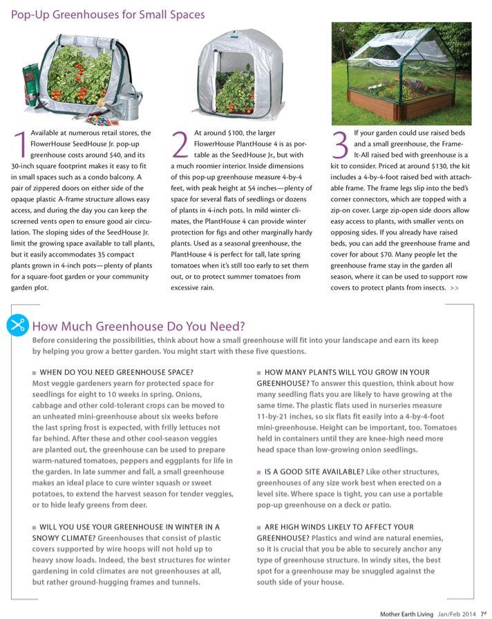 Greenhouses #stream