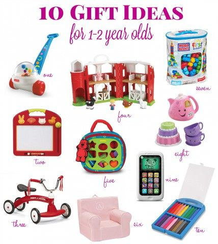 Christmas Hanukkah And Birthday Gift Ideas For A Toddler Perfect 1 2 Year Olds