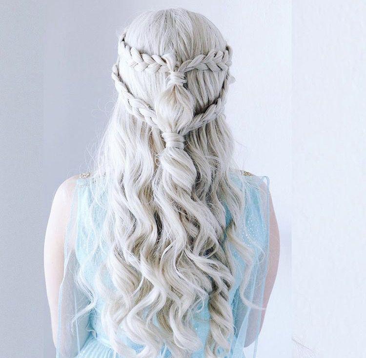 10 Game Of Thrones Frisuren Fur Frauen Die Sie Probieren Sollten Die Frauen Frisuren Fur Game Probieren In 2020 Hair Styles Womens Hairstyles Long Hair Styles