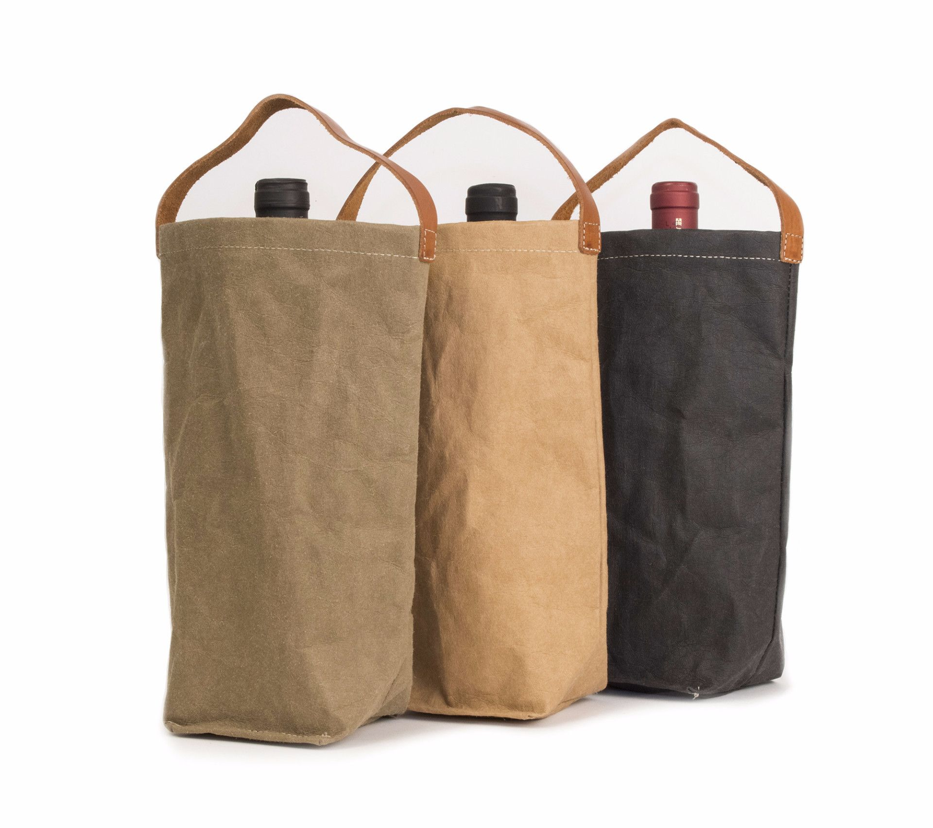 Wine Bag Gifting Bags Tote Carrier Holder