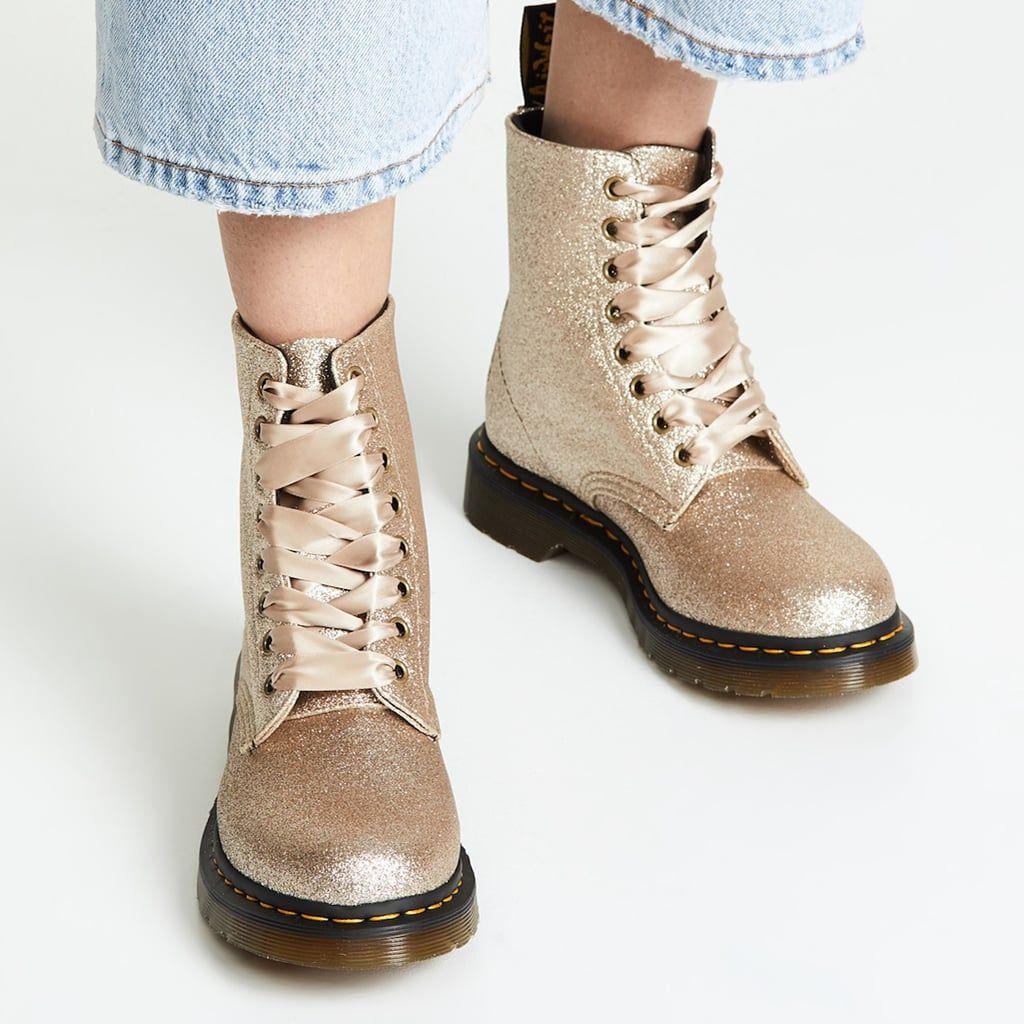 Dr Martens | Boots, Glitter boots