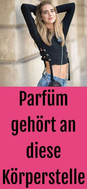 Photo of Perfume: That's why you should apply perfume in your navel COSMOPOLITAN