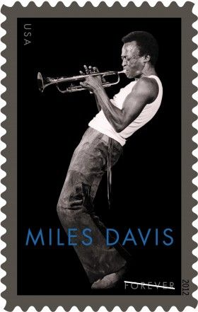 Miles Davis was in the forefront of jazz musicians for
