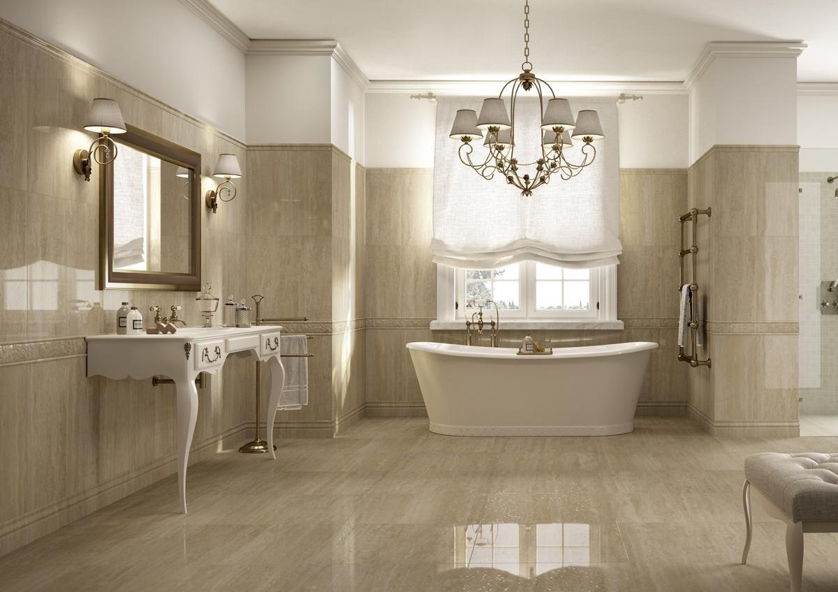 Design Bagno Classico : Syraka bagno classico ceramica gres porcellanato smaltato [am