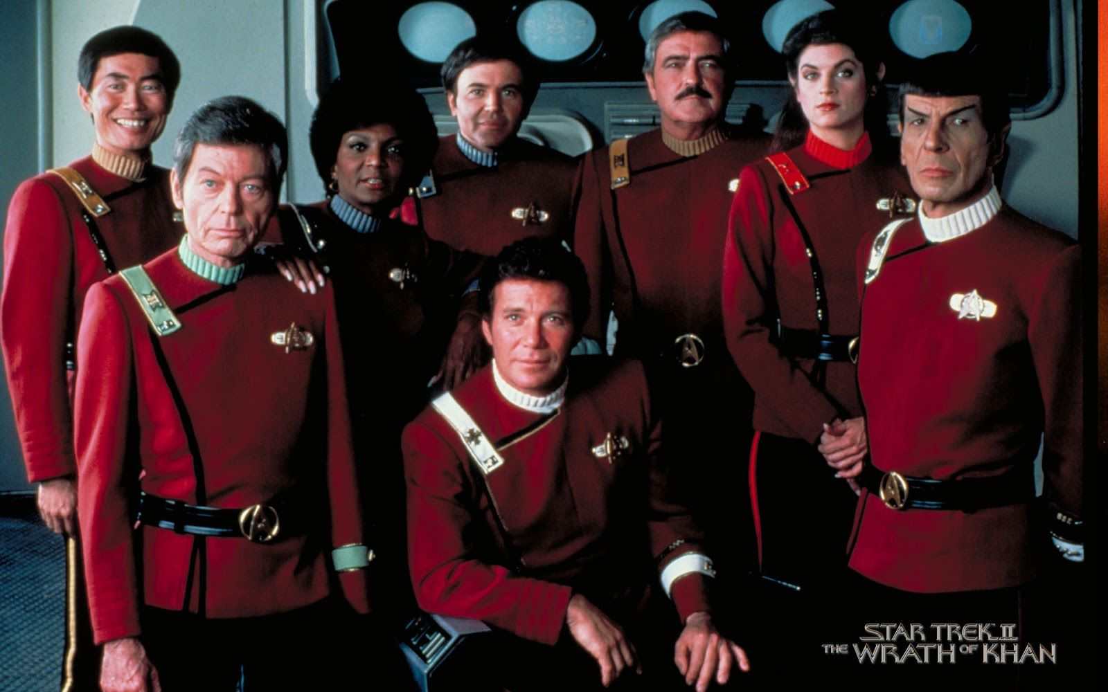 the wrath of khan - Bing Images