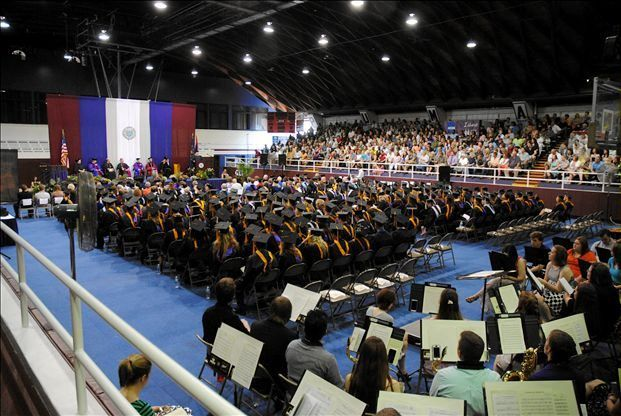 St. Joseph's College Rensselaer, IN Spring 2014 Commencement