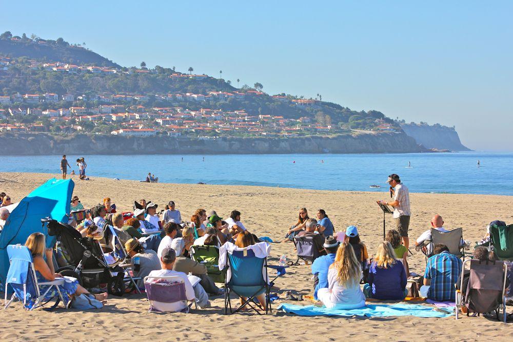Sunday Morning Church on the Beach Kingu0027s