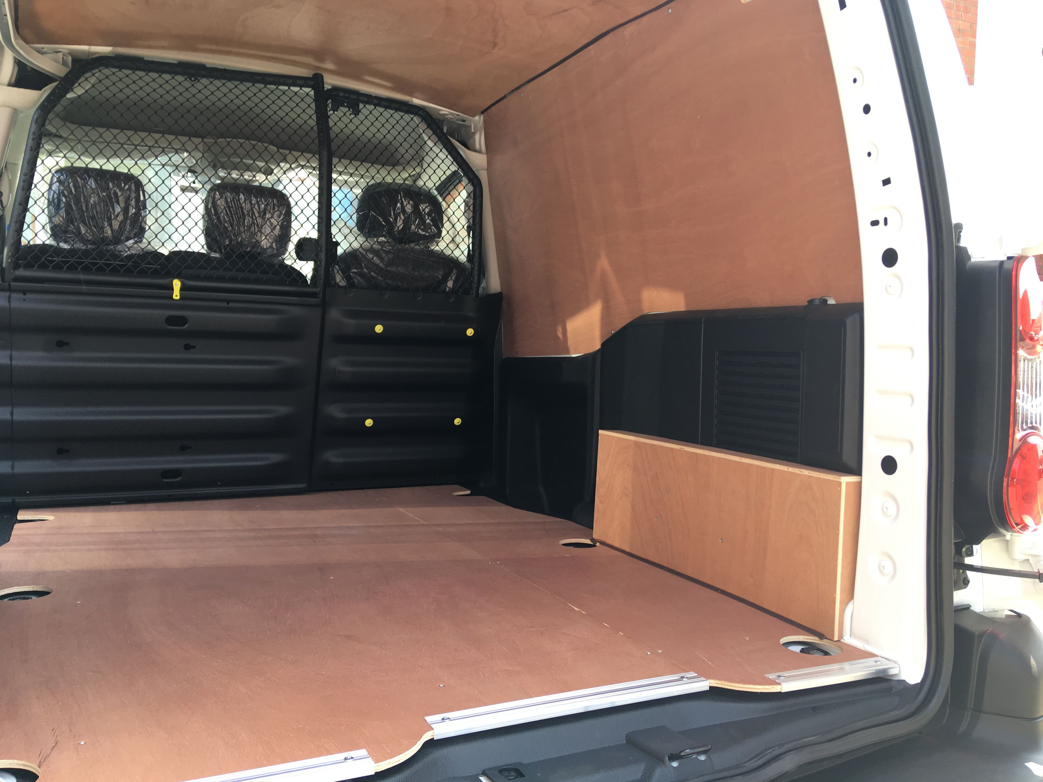 Plylining The New Ford Transit Courier Vehicle Accessories Ltd Ford Transit Car Accessories Citroen Berlingo