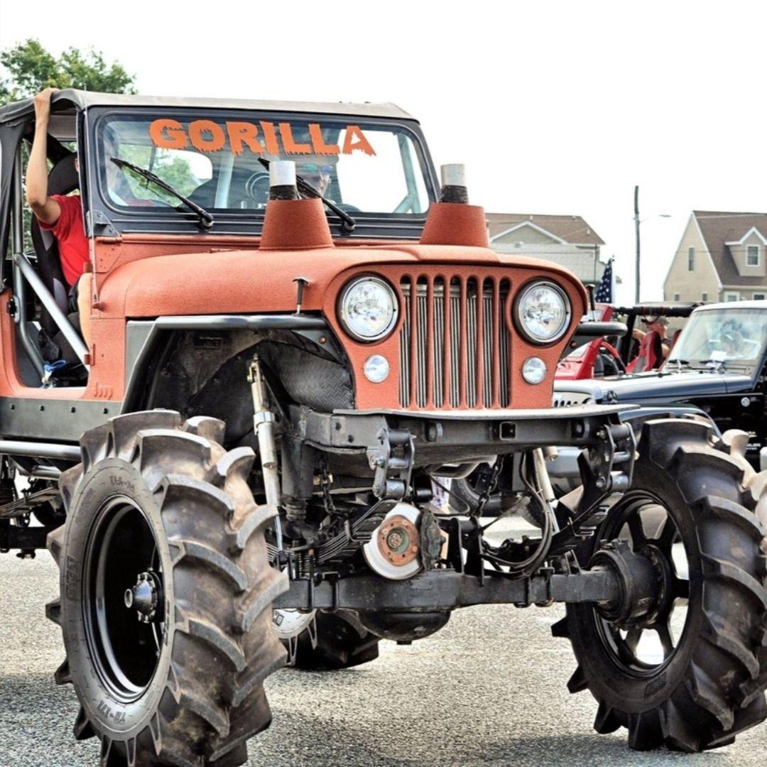 Big And Fun Jeep 12 000 Em 2020 Jeep Jeep 4x4 Troller