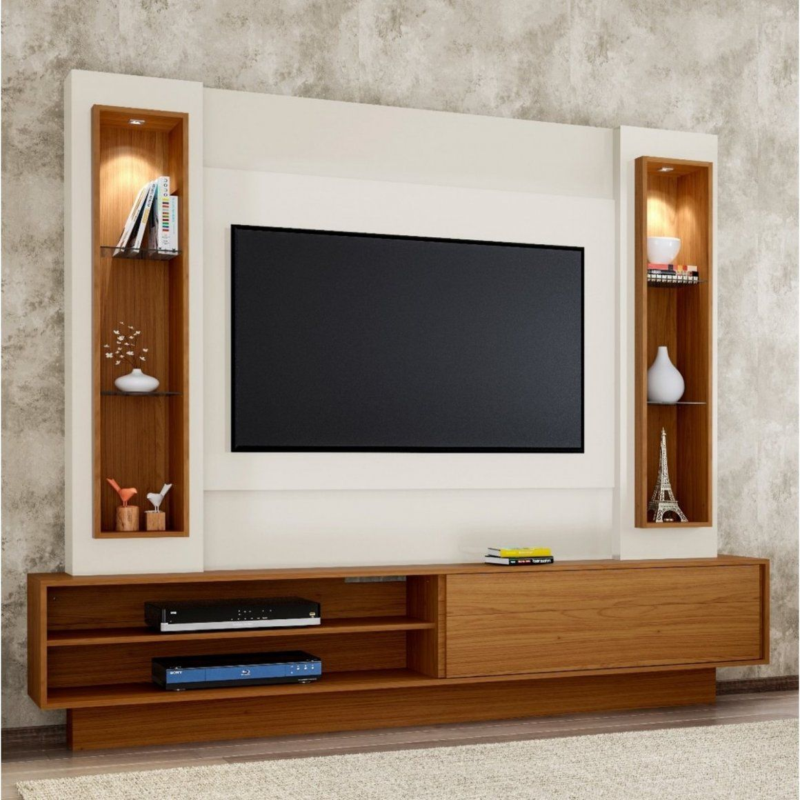 Amazing 30 Tv Stand Design Ideas Engineering Discoveries Modern Tv Wall Units Wall Tv Unit Design Living Room Tv Unit Designs
