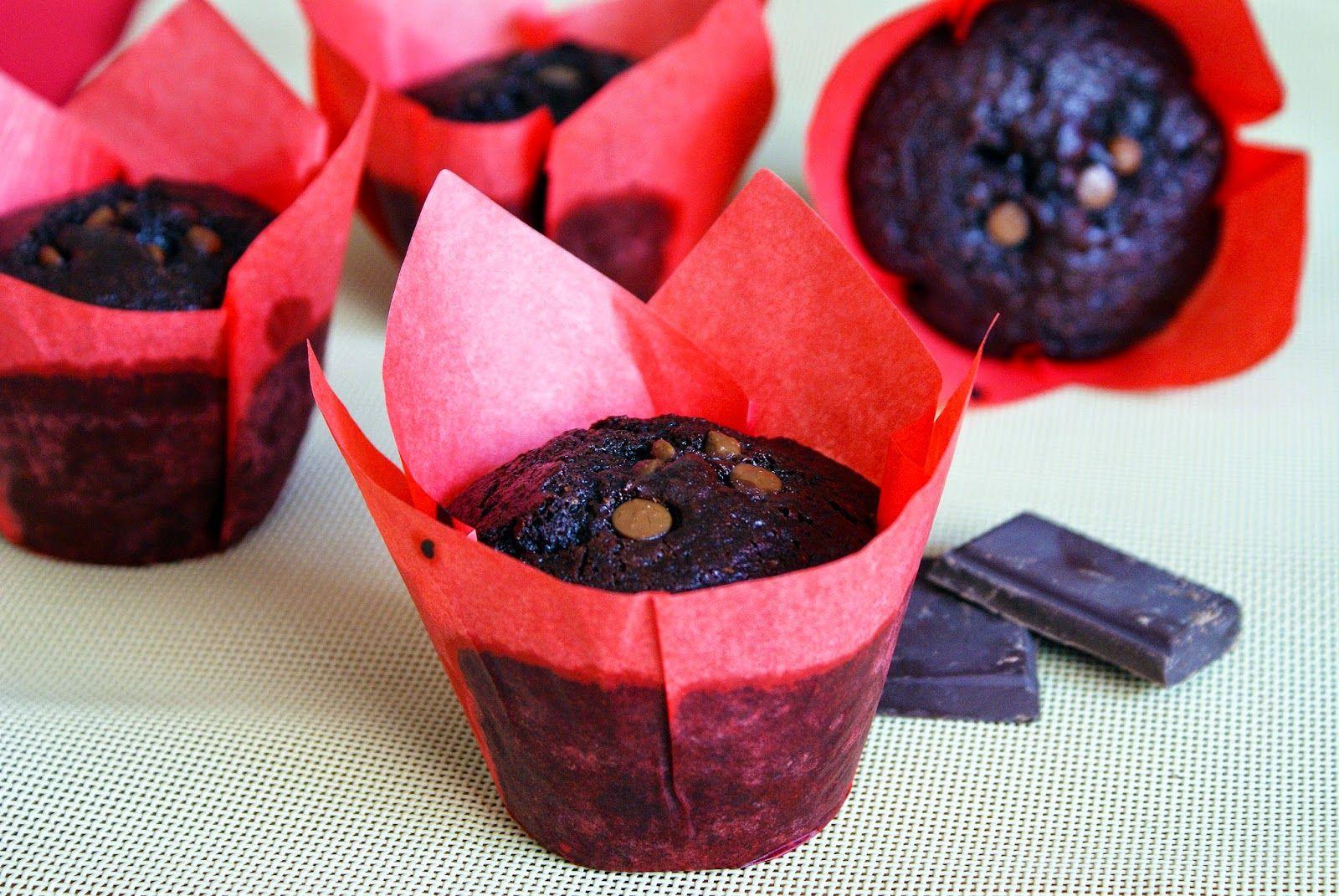 Muffins Triple Chocolate