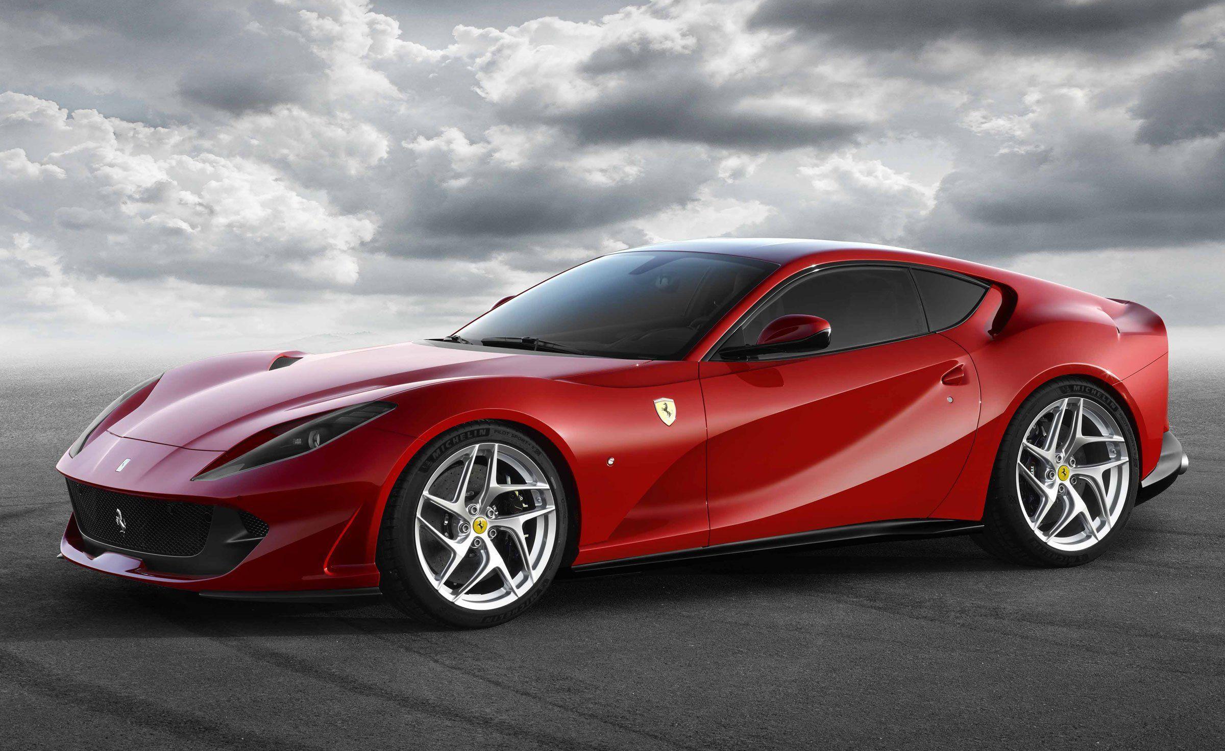 Ferrari 812 Superfast Carros Carros Quentes E Anuncios De Carros