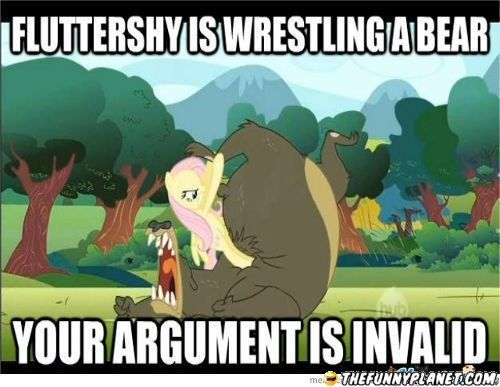 Most bad-ass pony.
