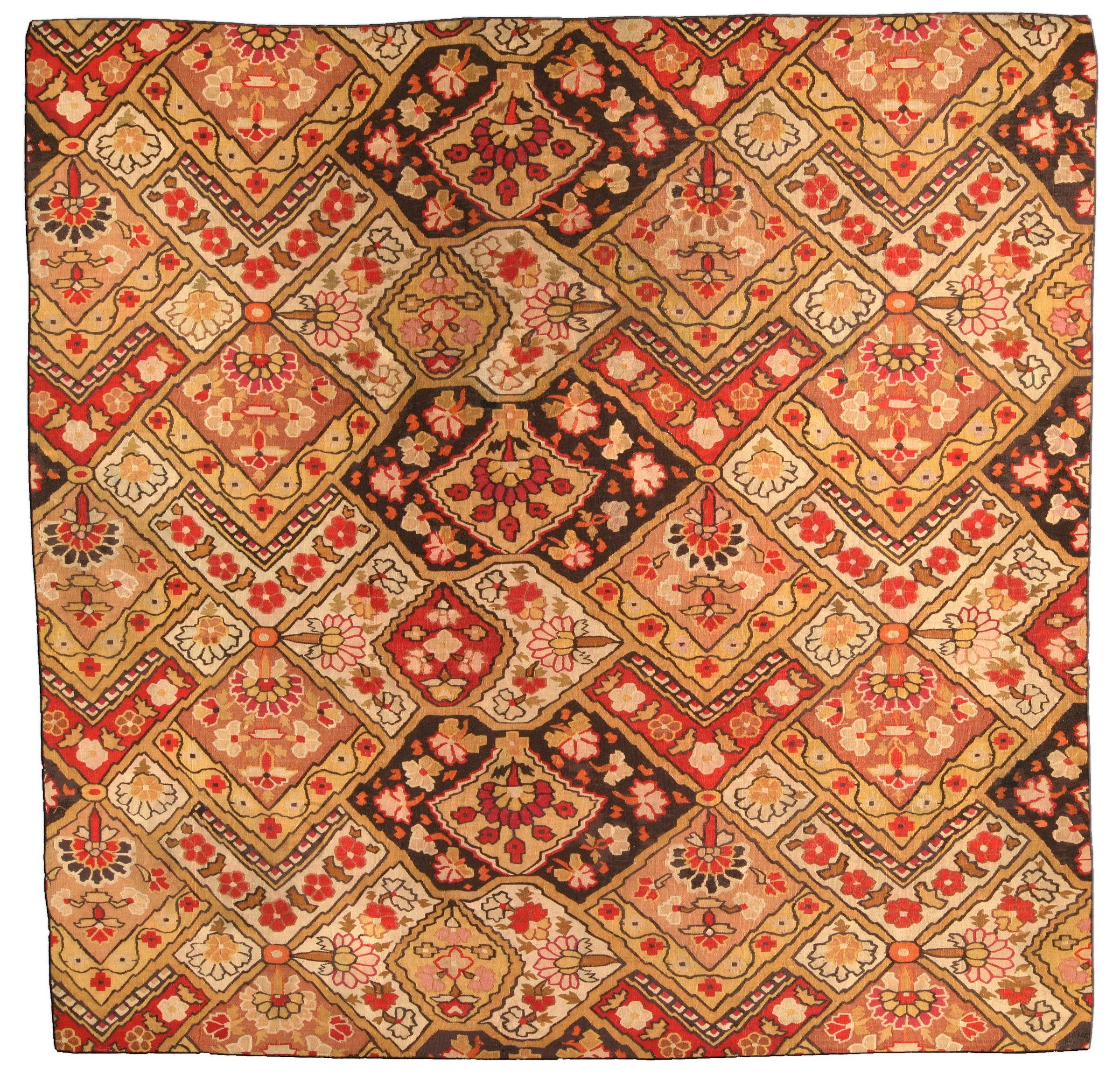 A European Antique Rug