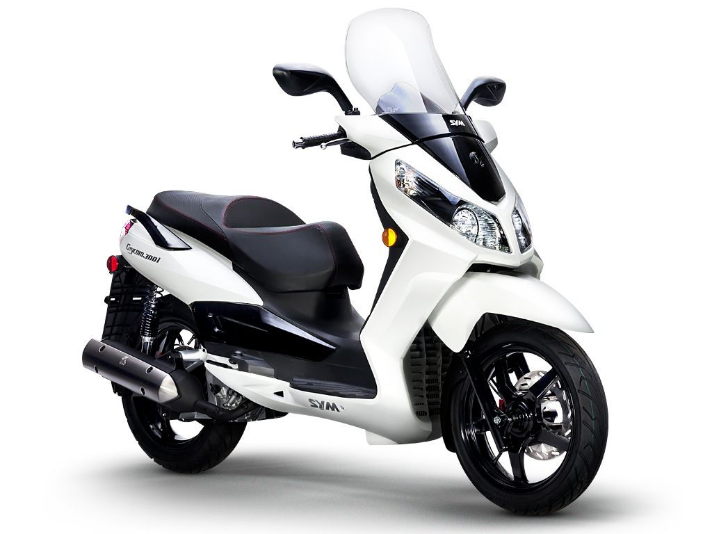 moto scooter dafra 300i