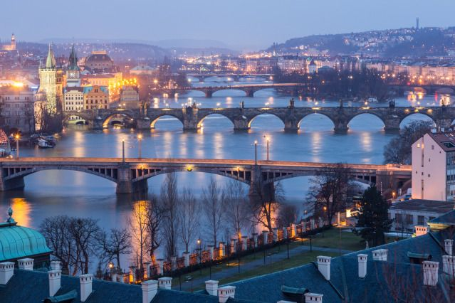 (CREDITS: Shutterstock / William Perugini)  The ten best value city break destinations:   Prague (Prague has always had a reputation for affordability - which is one of the reasons why it's so popular with stag weekends. The booming tourist industry has put prices up a little, but it still holds onto fourth place. The researchers were particularly struck by the affordability of a glass of wine in the city.)