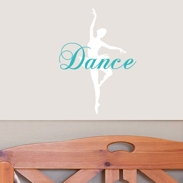 Askcom Vinyl Creations Pinterest Ballet Dance And Wall Decals - Custom vinyl wall decals dance