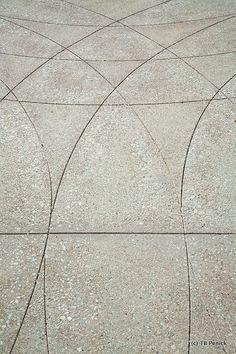 Concrete Score Pattern   Google Search · StampfbetonDekorativer  BetonPflastermusterConcrete JungleBetonbödenWaschbetonSan DiegoAußenbereich
