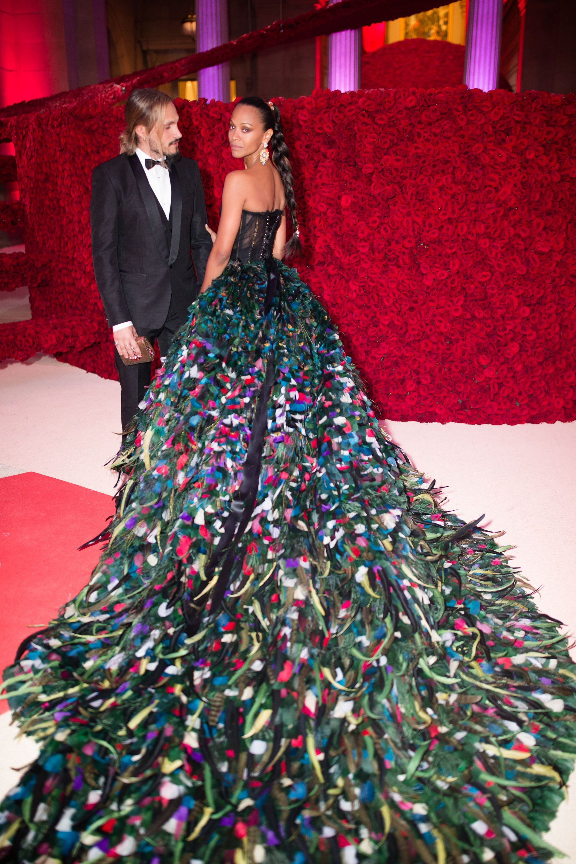 Exclusive Inside The 2016 Met Gala Met Gala Gala Dresses Gorgeous Fashion