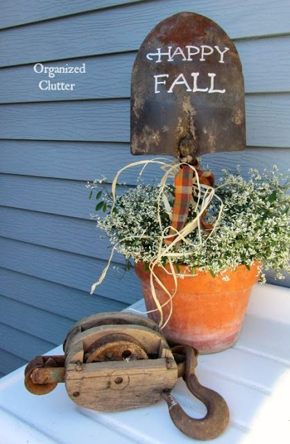 Rummage Sale Ing And Junkin Garden Fall Signs Fall