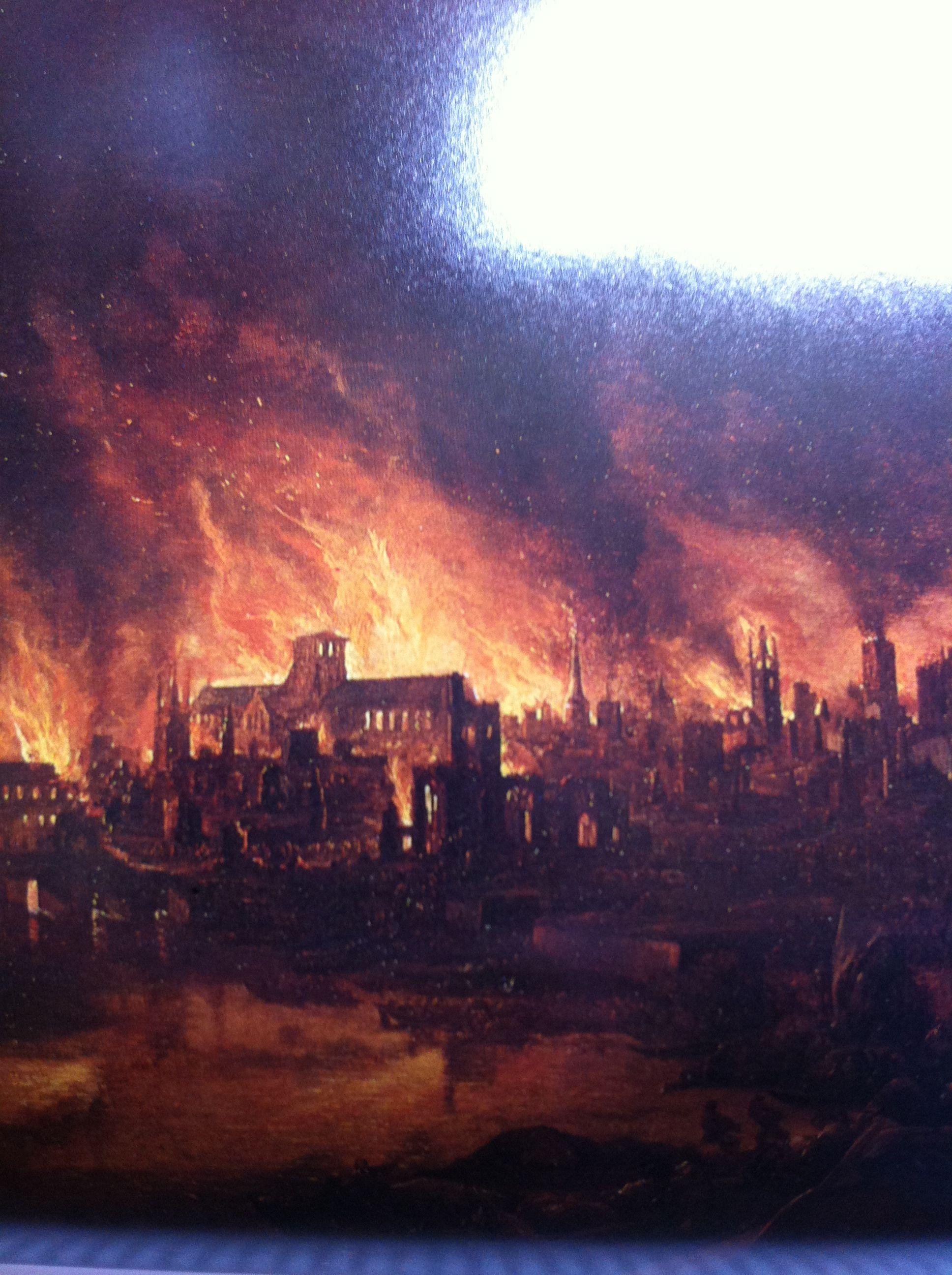 необходима великий лондонский пожар картинка сразу