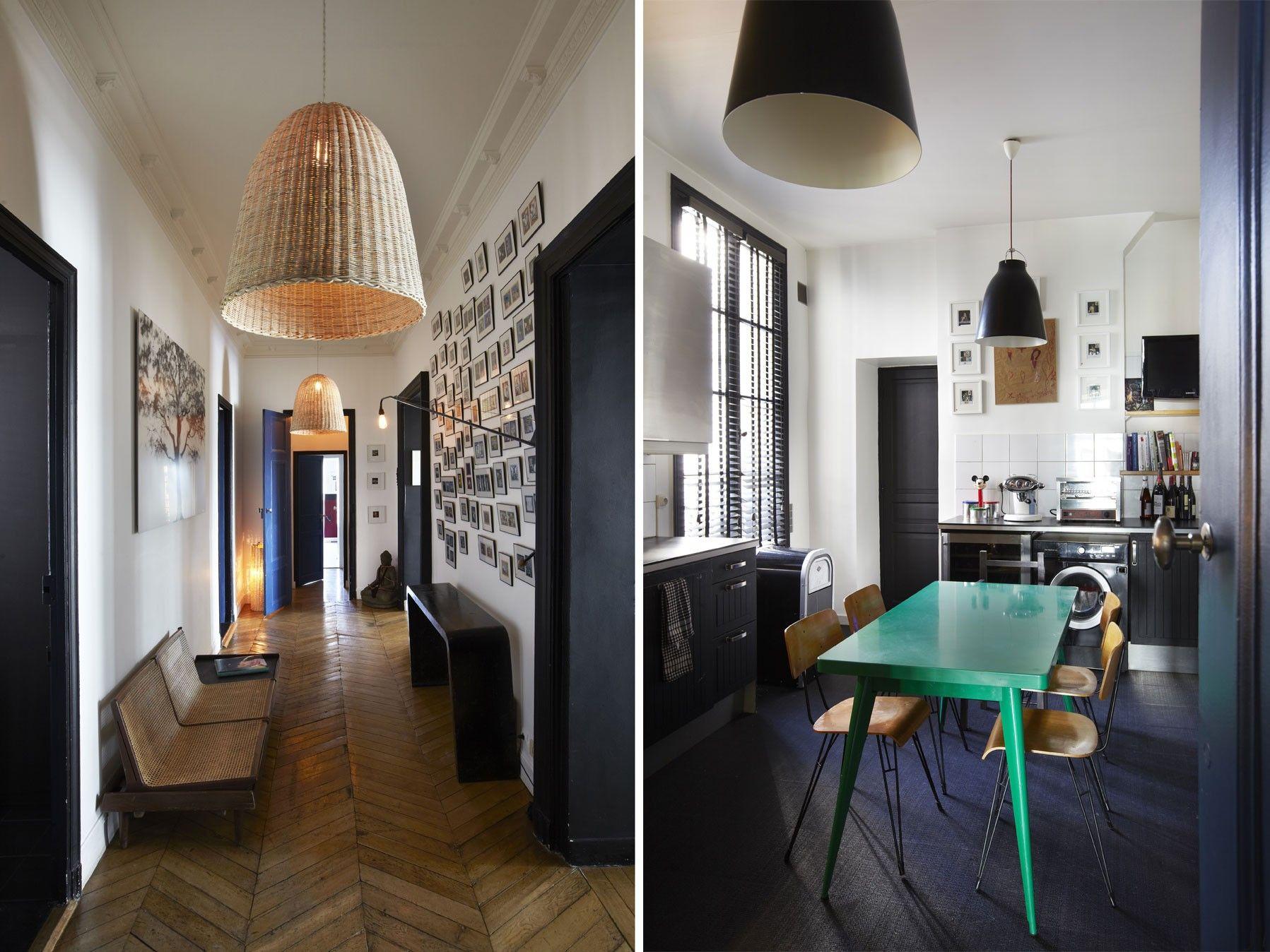 Sarah lavoine designer d int rieur i want to go to there part 1 home appartement - Maison de la hongrie paris ...