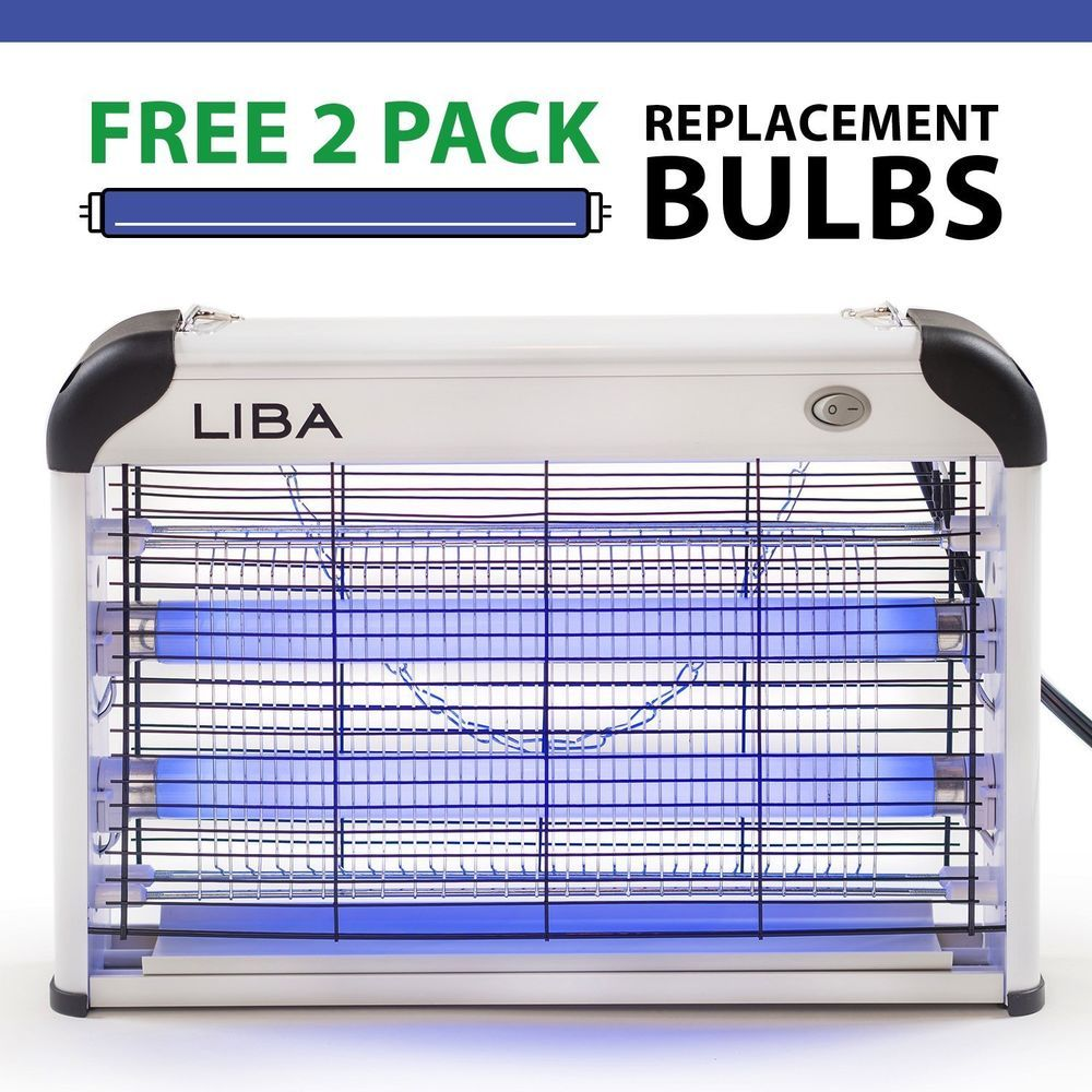 LiBa Bug Zapper u Electric Indoor Insect Killer Mosquito Bug Fly