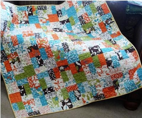 Quilt Pattern & Table Runner - Little Louise Designs - Twisting ... : quilting with the stars - Adamdwight.com