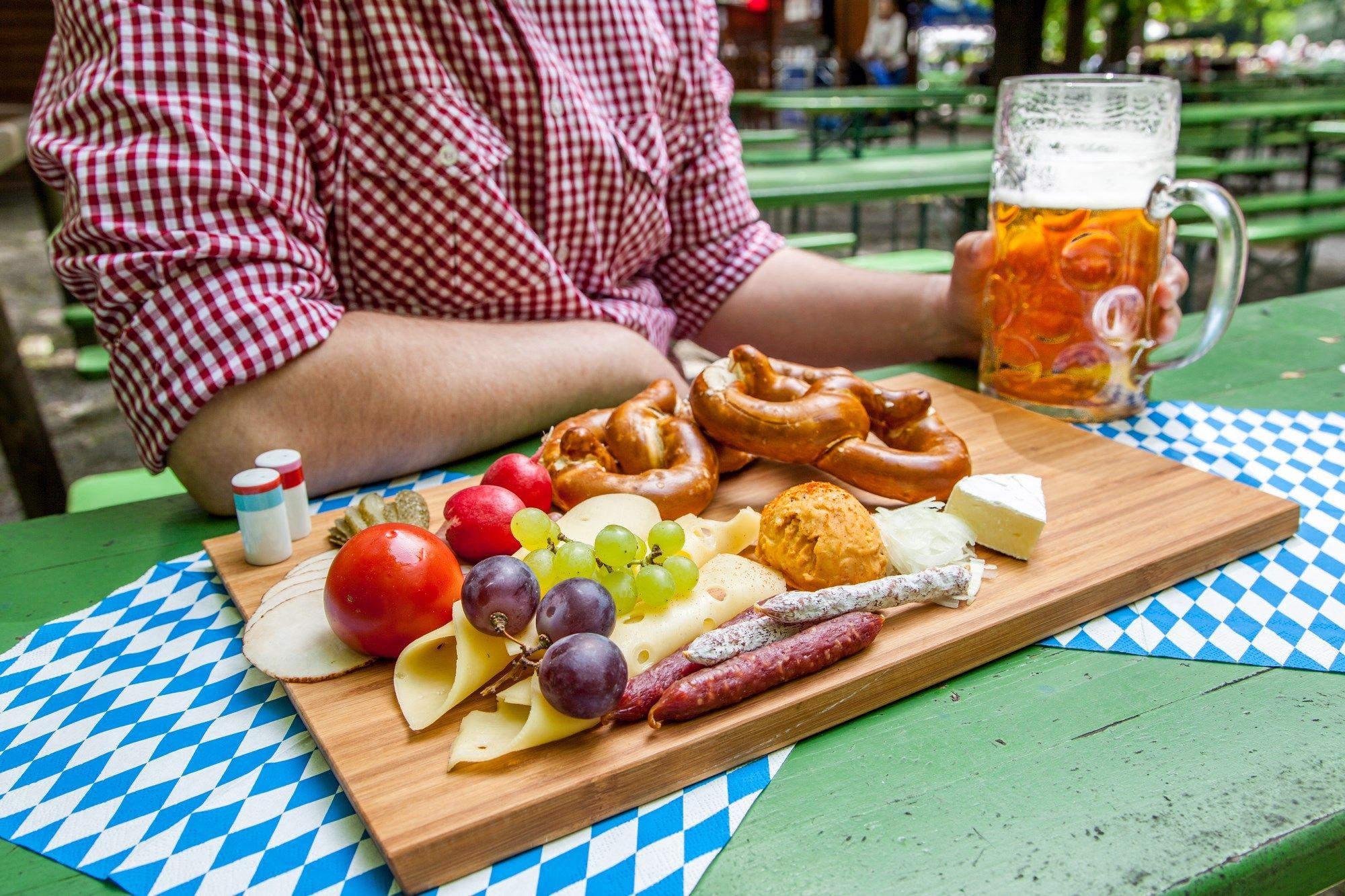 Gastronomía alemana: Dónde comer las verdaderas salchichas